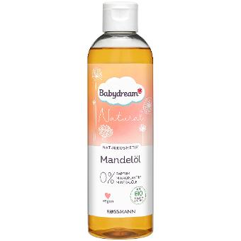 Mandlový olej Babydream Natural